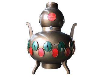 八卦福禄烤鱼炉