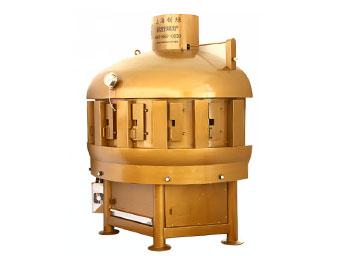 半圆形电烤鱼炉