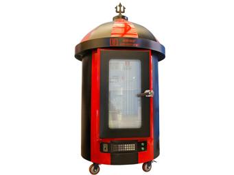 新型烤全羊炉
