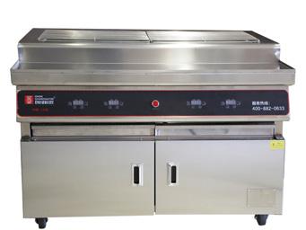 仿木炭型烧烤炉B款(探鱼款)