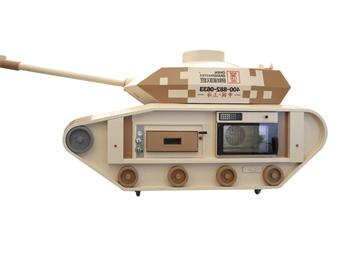 坦克多功能烤炉
